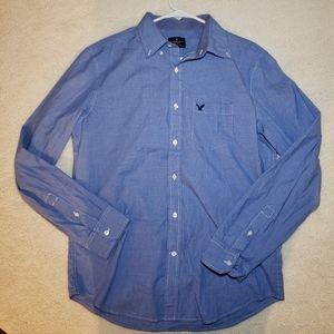 American Eagle Mens Button down shirt